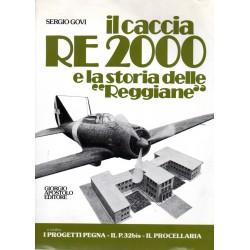 """Il caccia Re 2000 e la storia delle """"Reggiane"""""""