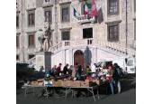 Bancarella piazza dei Cavalieri