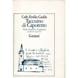 Taccuino di Caporetto -...