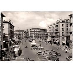 Cartolina piazza Cavour...